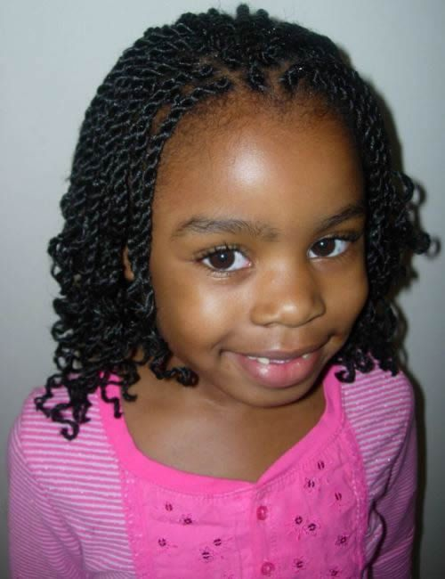 Twist Braids Hairstyles Fair There Are Many Kinds Of African American French Braid Updo