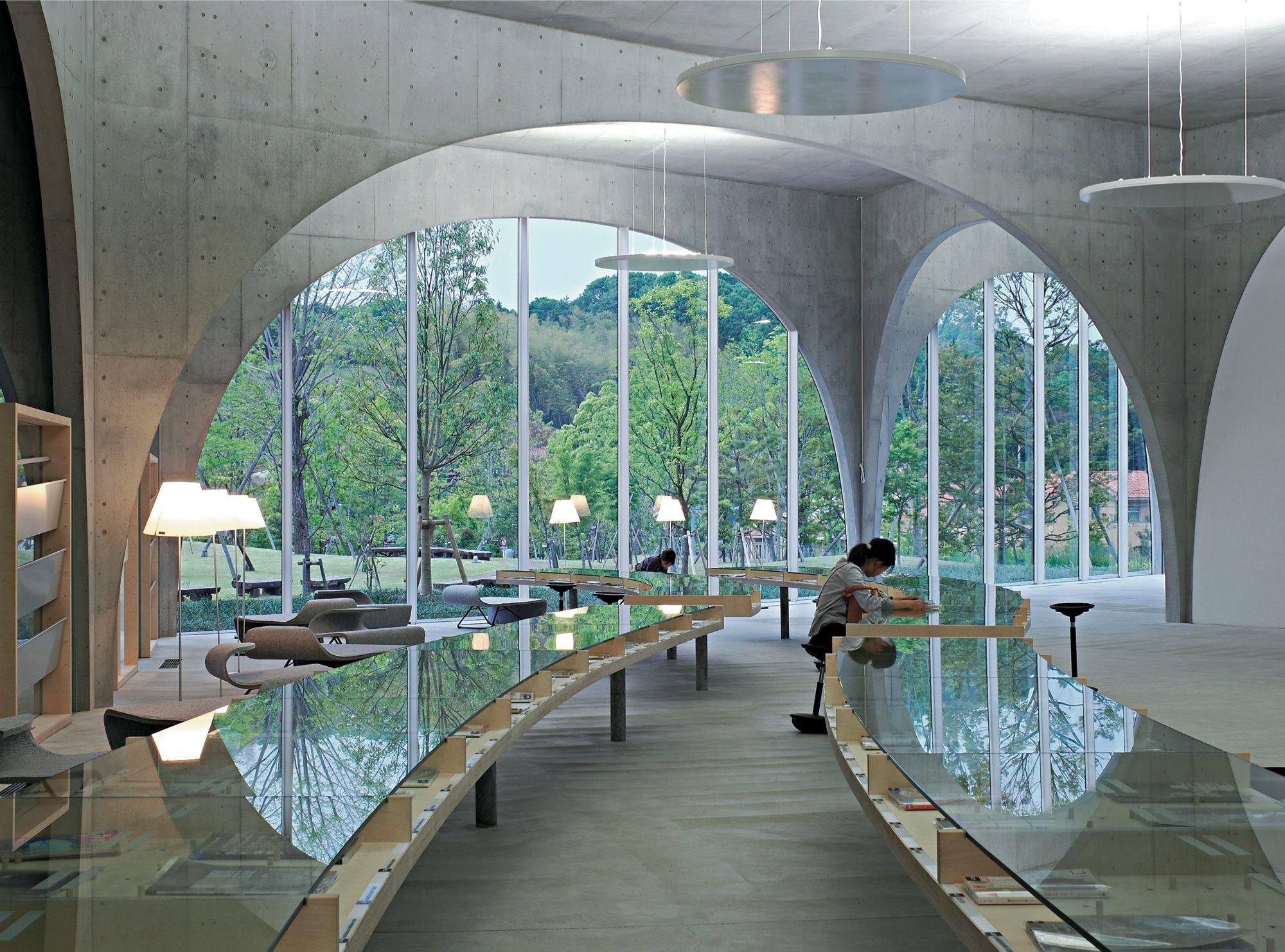 Tama Art University Library Design Ideas 9 On Tokyo JapanArchitecture Interior