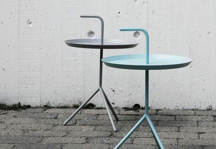 Hay Dlm Bijzettafeltje : Hay dlm side table home furnitures coffee tables hay dlm