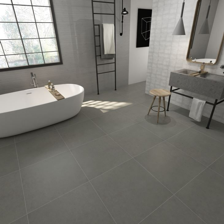 Cheap Gray Bathroom Floor Tile Manufacturers And Suppliers