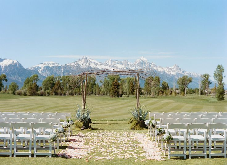 Jackson Hole Wedding At Hotel Terra Fls And Decor By Magnolia Ranch Luxe Fl Event