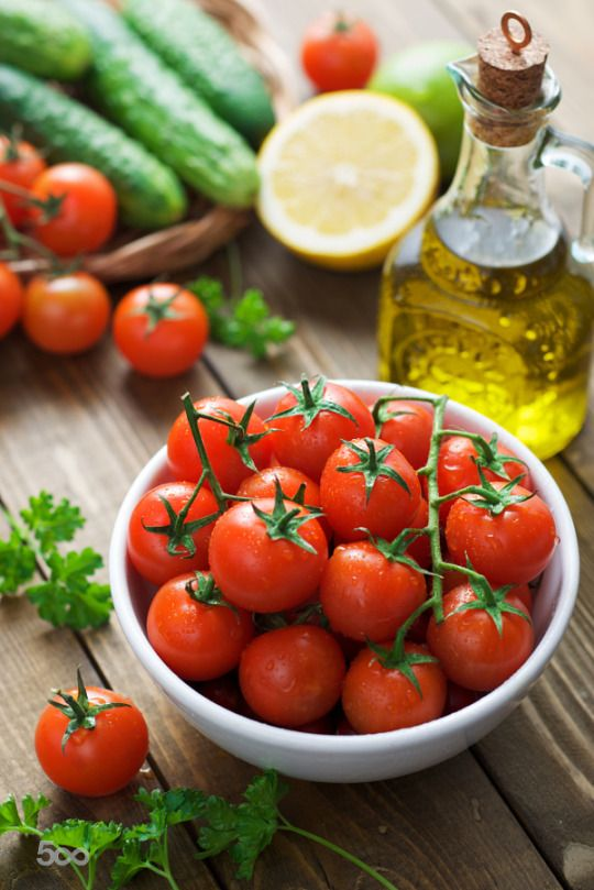 #Tomatoes, #Fruit, #Food