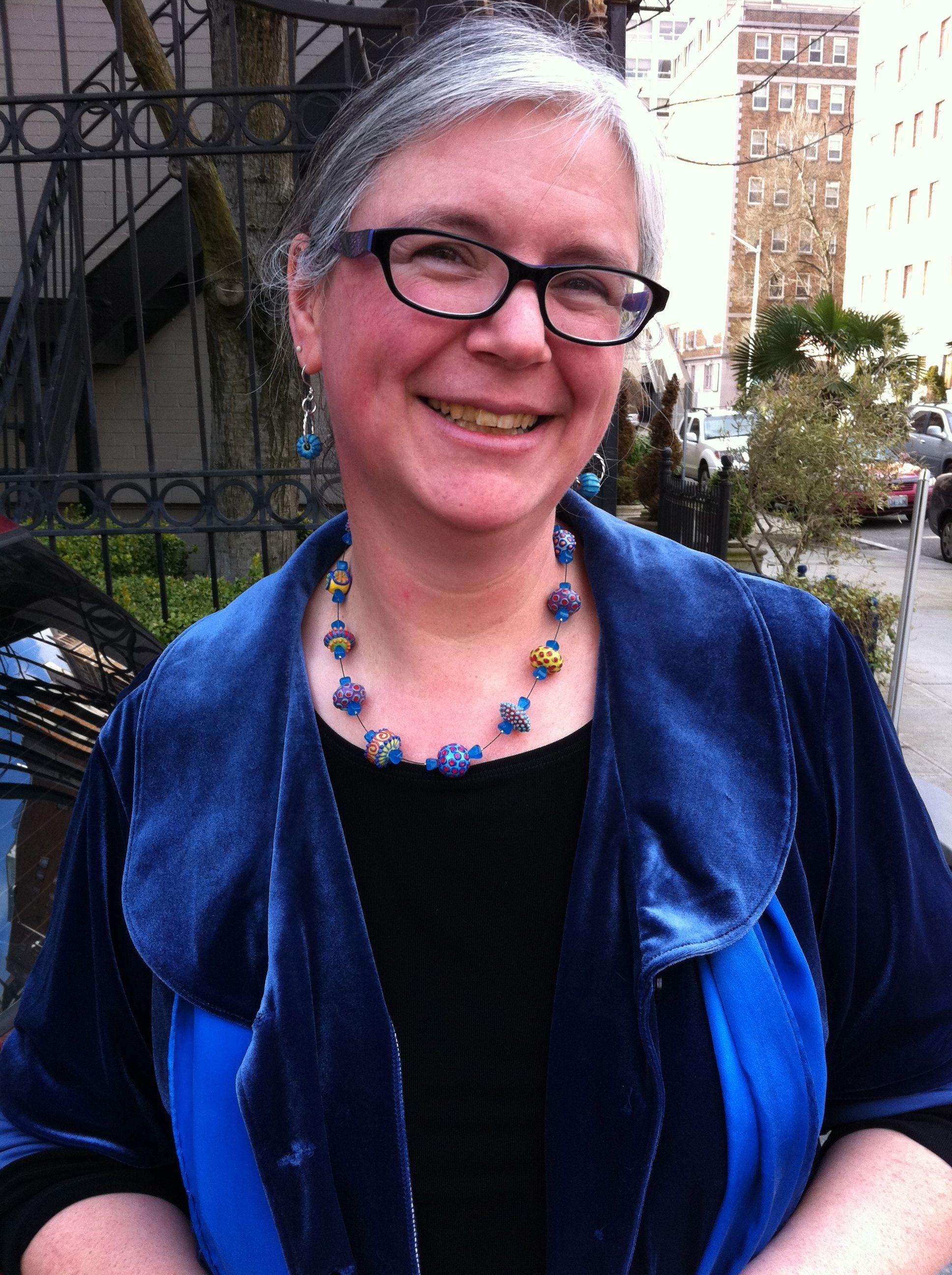 Author Photo of Gail Bridges
