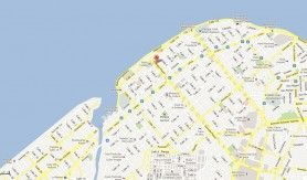 Cubacar Transtur Office Calle 3ra Y Paseo Free Map Calle