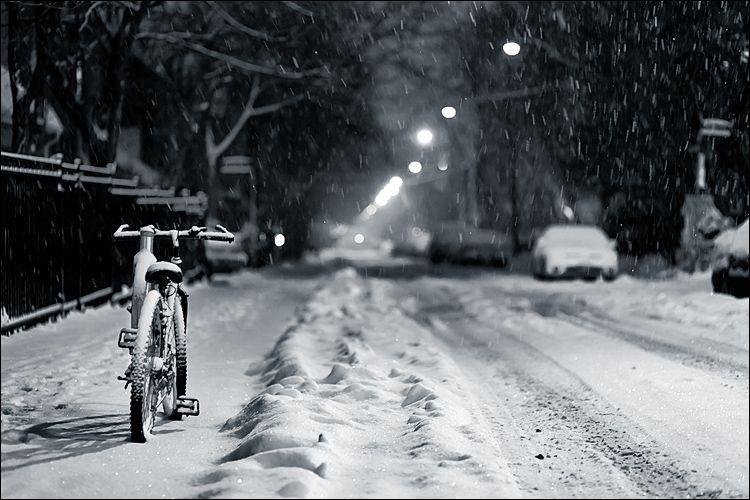 Kết quả hình ảnh cho snow night