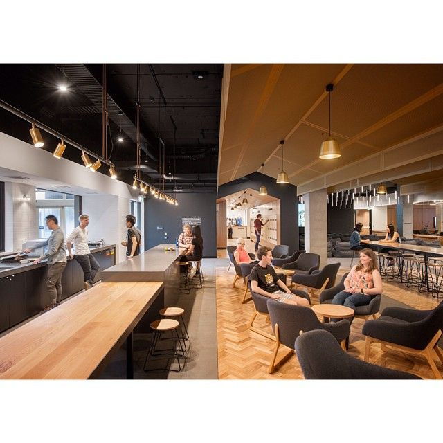 UNISA Student Lounge Workplace Pinterest Students Ceilings