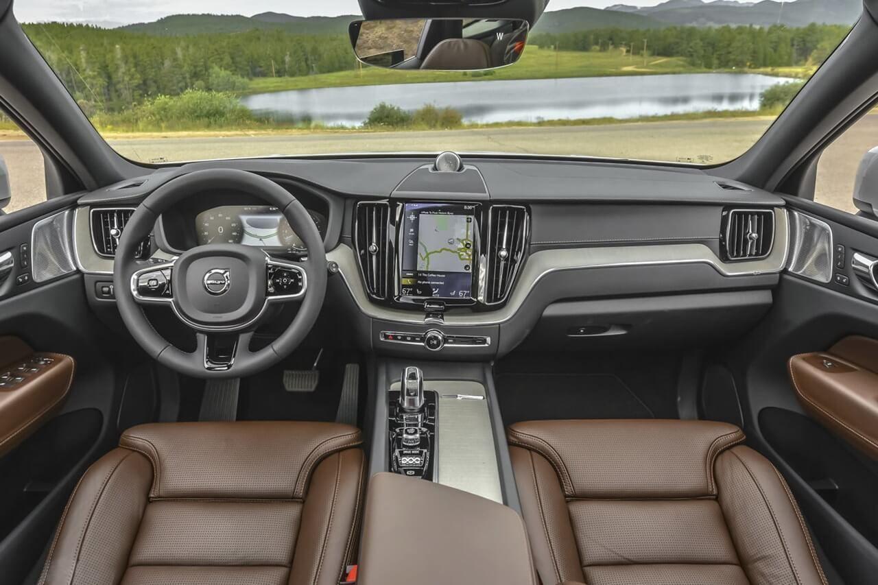 Volvo 2020 Colors Exterior And Interior Volvo Xc60 Volvo Hybrid Car