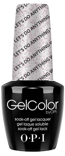 OPI GelColor - Let's Do Anything We Want! 0.5 oz - #GCM78