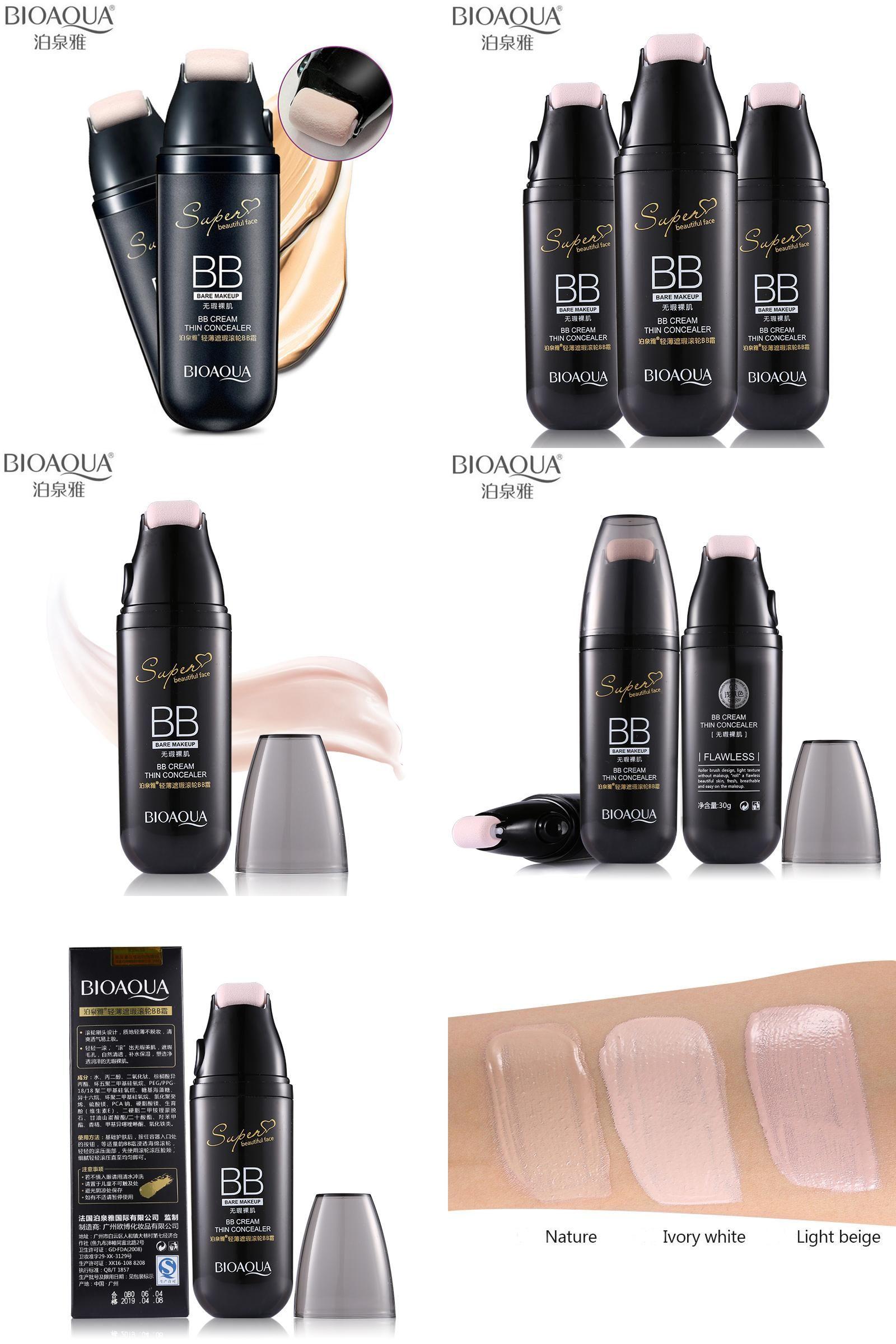 Visit To Buy 2017 Top Fashion Hot Bioaqua Brand Air Cushion Bb Bio Aqua Aircusion Cream Sunscreen