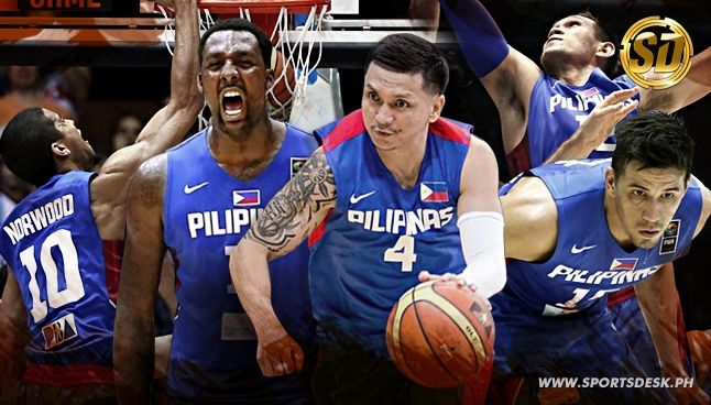 Intensity Gilas Pilipinas Sending Shockwaves To The World Sports Desk Sports Sports Jersey Intense