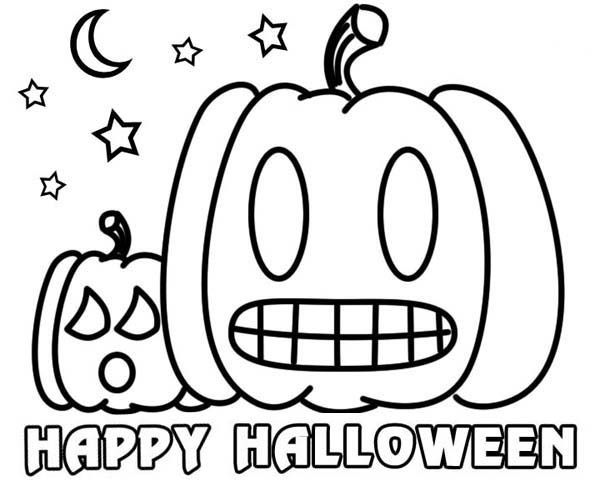 Happy Halloween Jack O Lantern Coloring Pages Pumpkin Jack Halloween Jack O Lanterns Coloring Pages