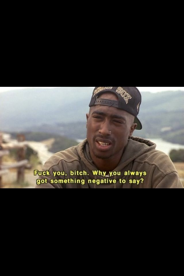 Tupac In Poetic Justice Quotes To Really Think About Pinterest