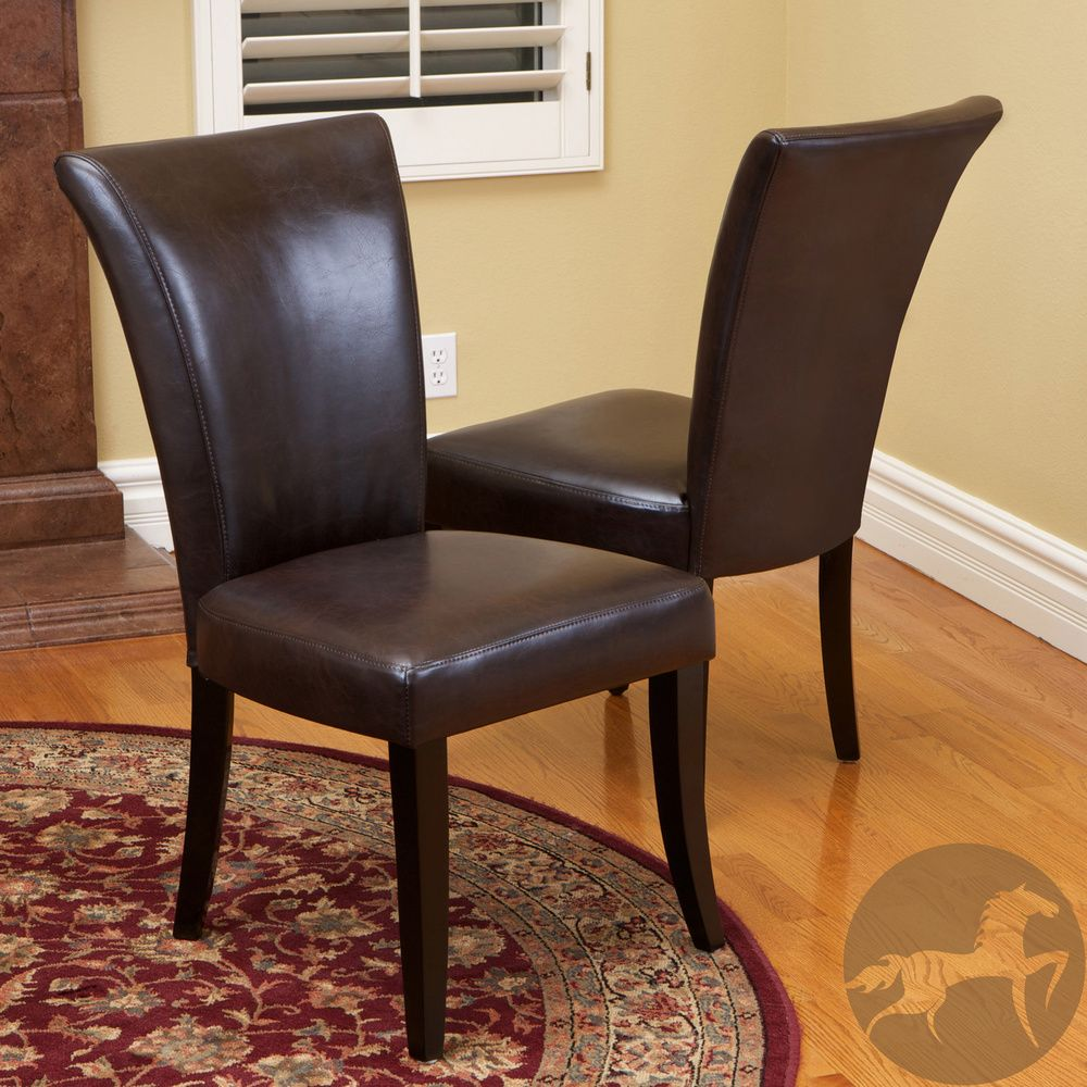 Overstock Com Online Shopping Bedding Furniture Electronics Jewelry Clothing More Leather Dining Chairs Leather Dining Room Chairs Dining Room Bench