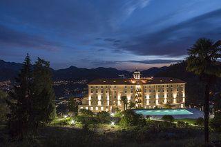 Kurhaus Cademario Hotel & Spa in Cademario • HolidayCheck | Tessin, Schweiz