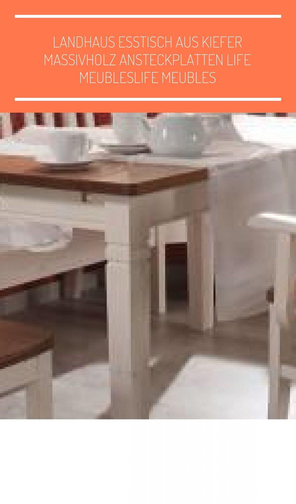 Landhaus Esstisch Aus Kiefer M In 2020 Farmhouse Table