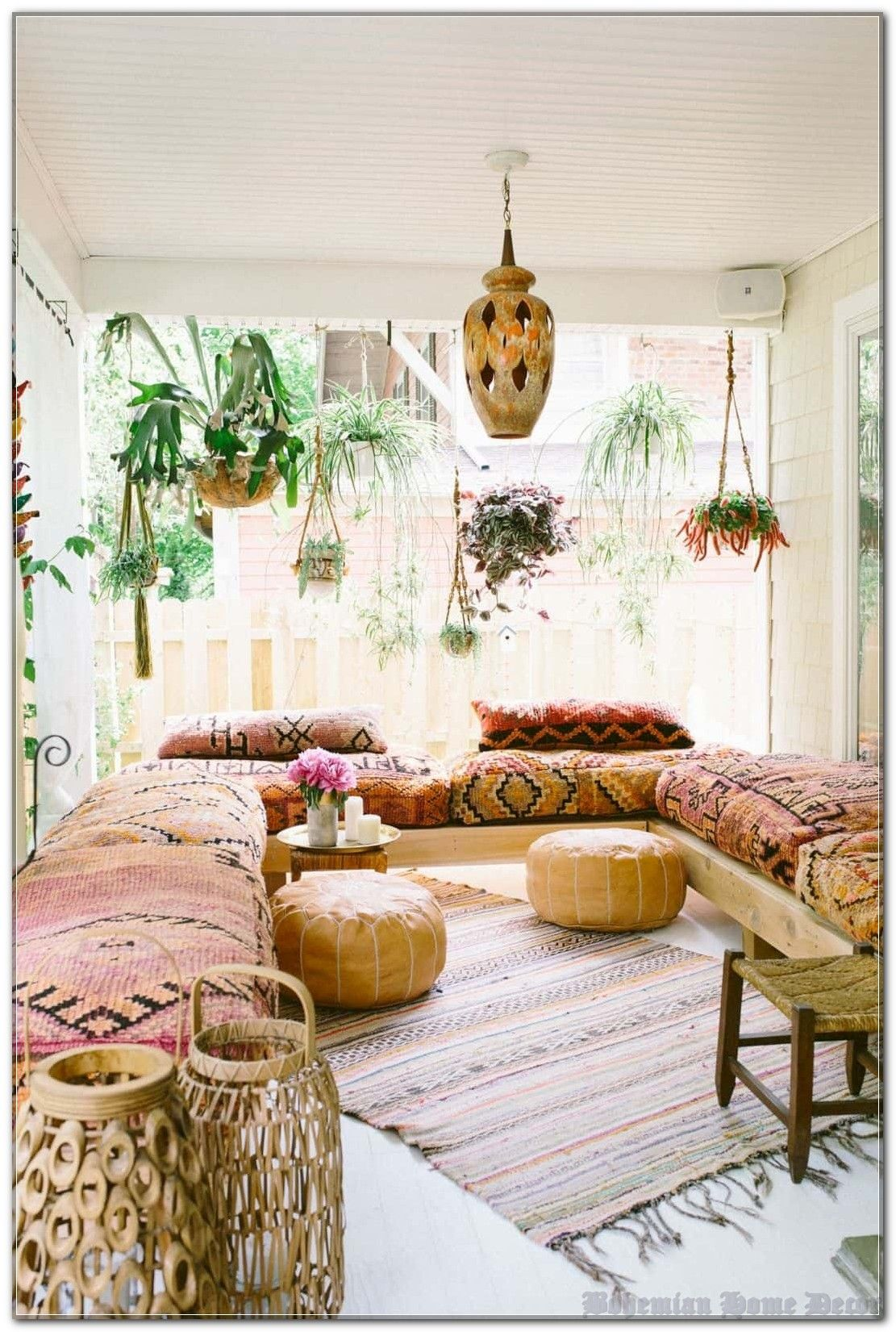 Bohemian Home Decor – Pay Attentions To These 10 Signals