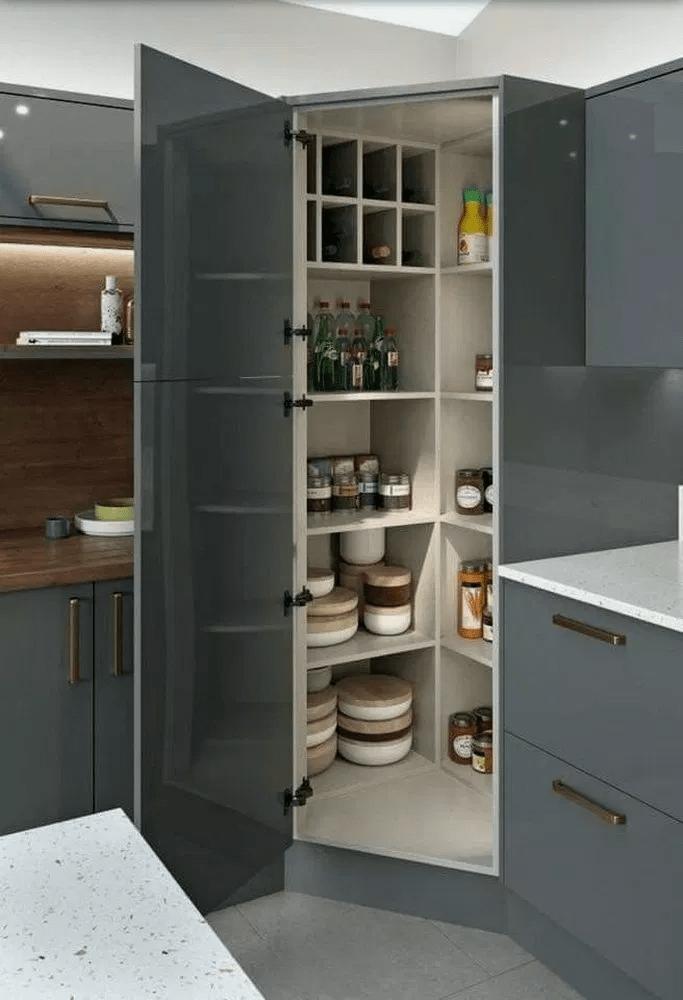 29 Interesting Contemporary Kitchen Design Ideas In 2020 Modern