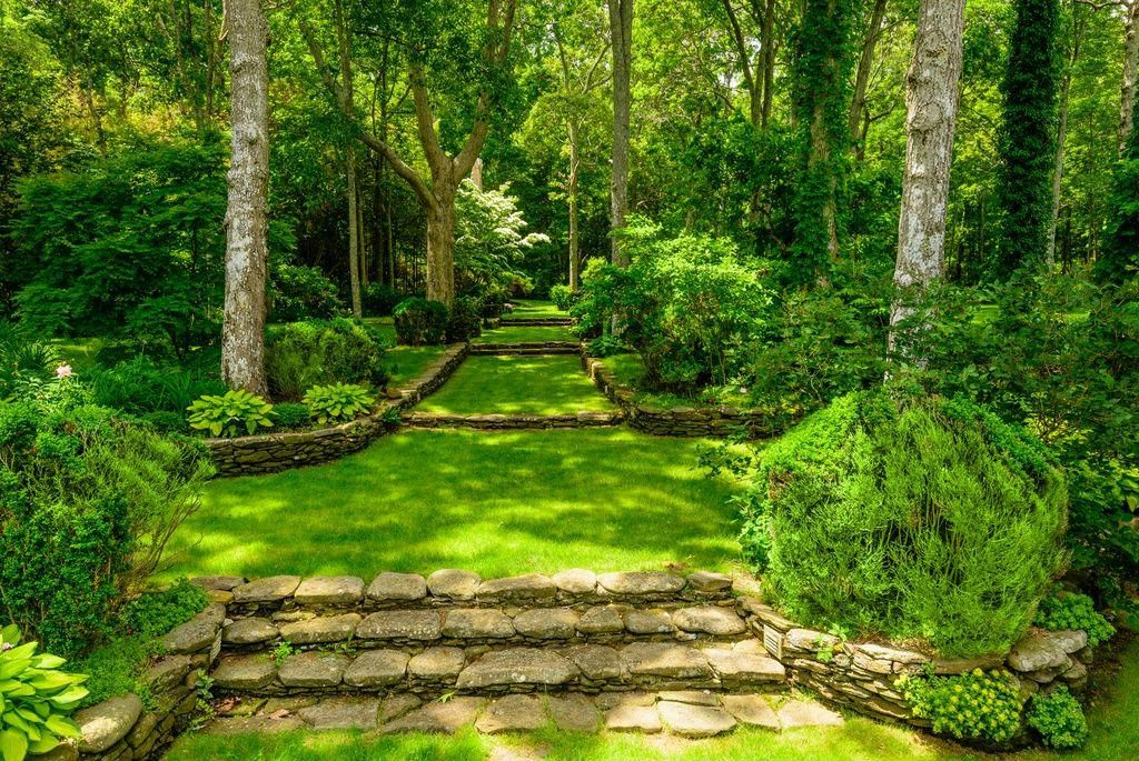Landscape Gardening Companies Near Me Traditional Landscape Organic Gardening Magazine Landscape Materials