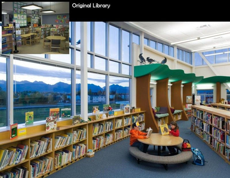 Best 25+ School library design ideas on Pinterest | School library ...