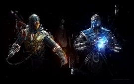 Wallpapers Hd Sub Zero Vs Scorpion Mortal Kombat Jeux Vidéo