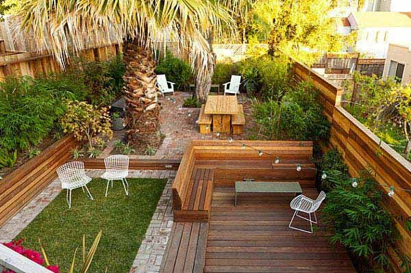Superbe Www.woohome.com Wp Content Uploads 2014 06 Small Backyard Landscaping