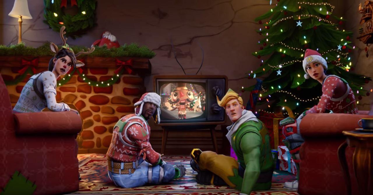 Fortnite Christmas Themed Skins May Return With Unlockable Styles And New Cosmetics Fortnite Fortnitebattleroyale Game Fortnite Season 7 Seasons
