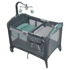 Graco 174 Pack N Play Playard Change N Carry Manor With