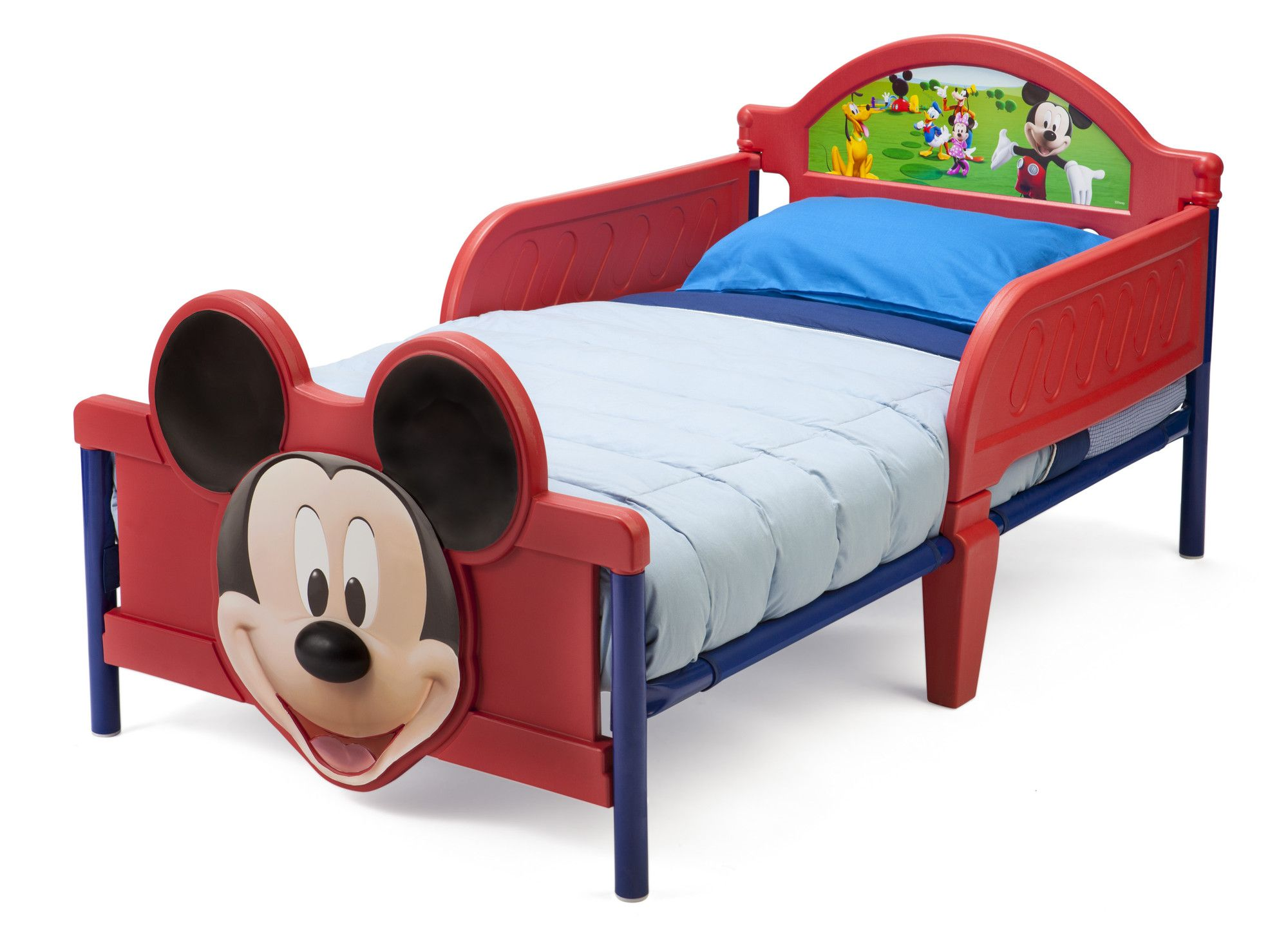 Mickey mouse toddler bed for boy or girl trendy toddler beds for boys pinterest mickey - Toddler beds for boys ...