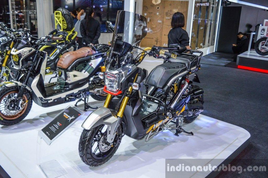 Honda Zoomer X Customs Honda Motorbike Idea Challenge 2016 Honda Motorbikes Honda Motorbikes