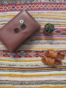 "Morrocan rugs //  Kilim marocain ""Los Angeles"""