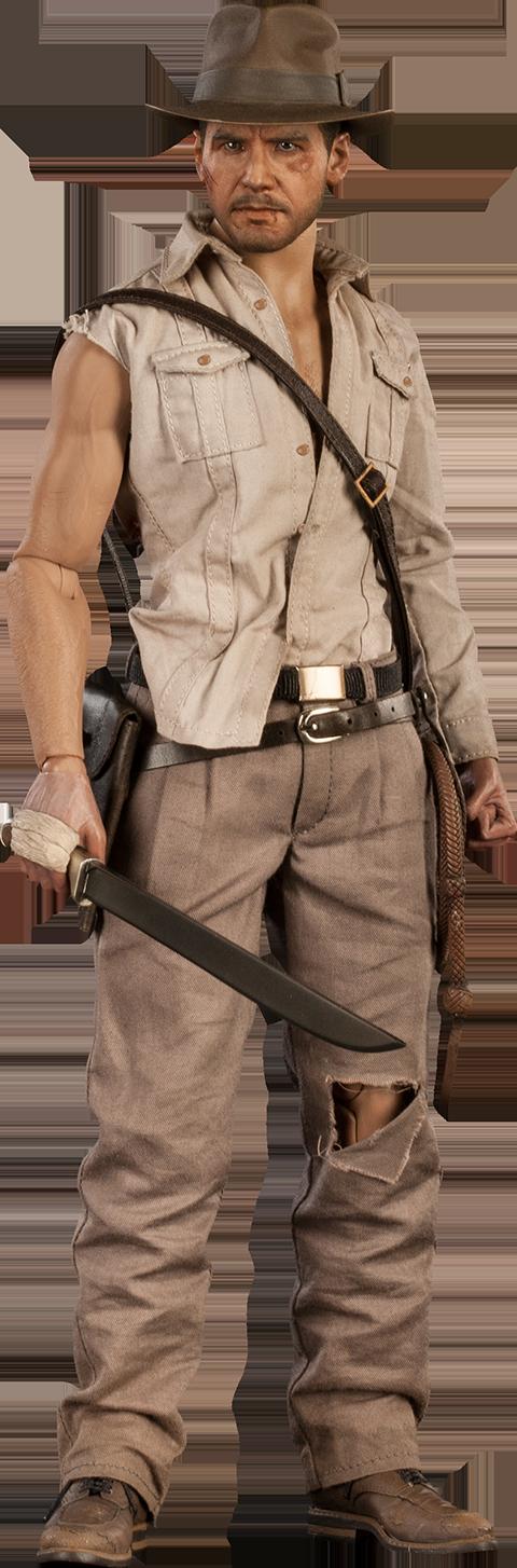 Indiana Jones Indiana Jones Temple Of Doom Sixth Scale Fig Indiana Jones Indiana Action Figures