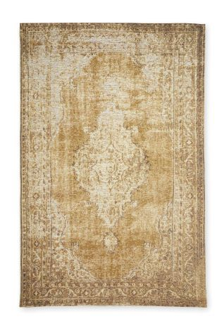 Soft Gold Traditional Rug From The Next Uk Online
