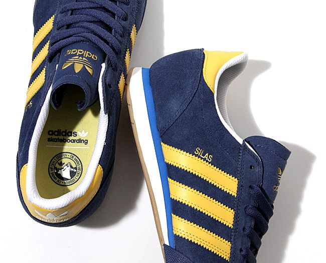 adidas skateboard silas slr (uniforme blu e oro pinterest