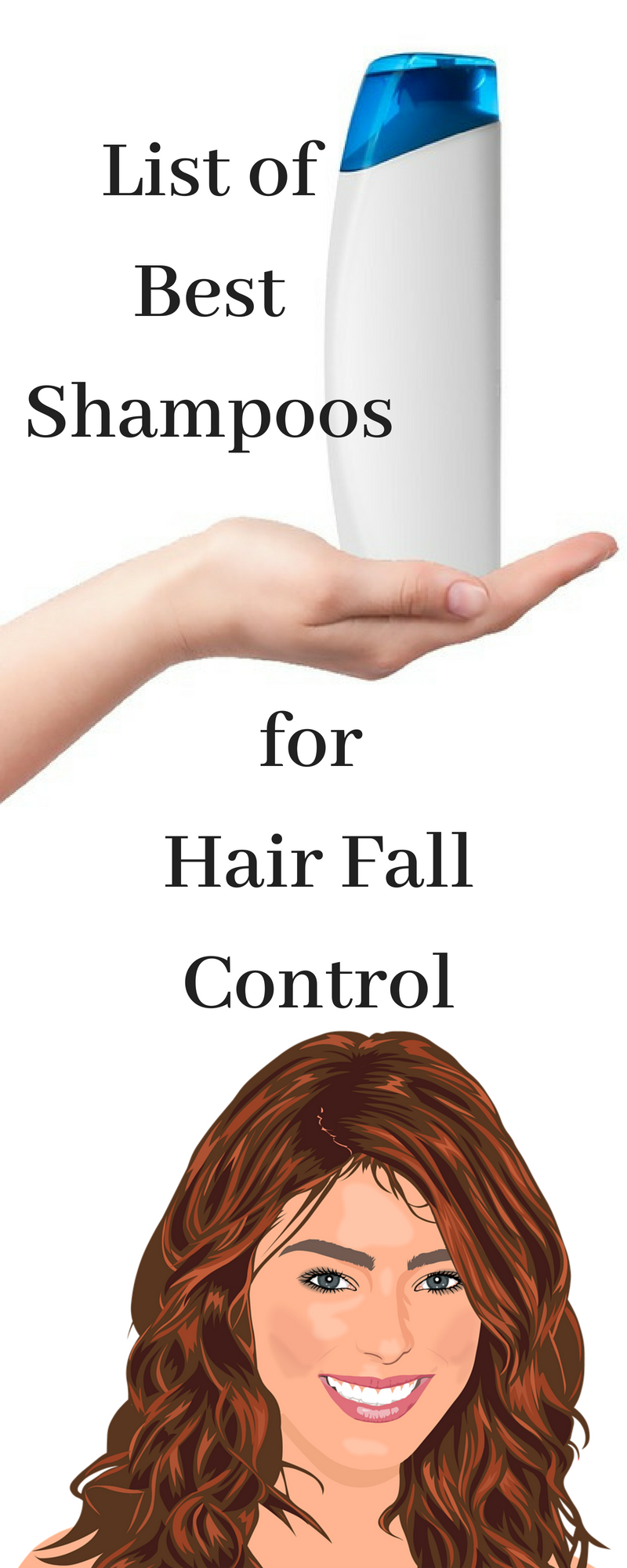 15 Trusted and Best Shampoos for Hair Fall Control in