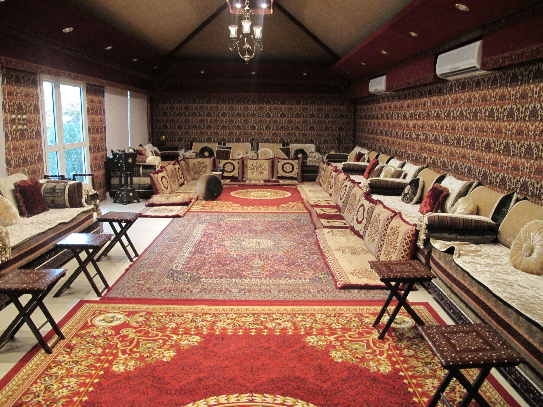 traditional majlis - Google Search | Majlis | Living Room ...