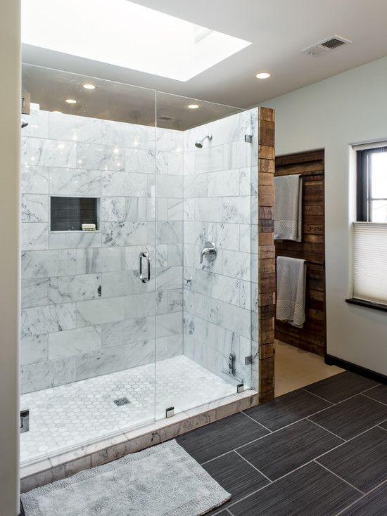 Bathroom Modern Design Edgehill Master Bath Glass Shower Door Bathroom Design Glass Shower Doors Shower Tile Designs