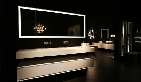 Arredo Bagno Design K One Rifra Lighted Bathroom Mirror