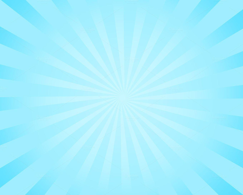 Comic sunburst background | Creative, Backgrounds and Comics