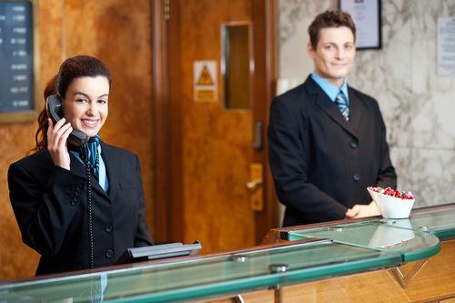 The Idea Of Hotel Front Desk Management