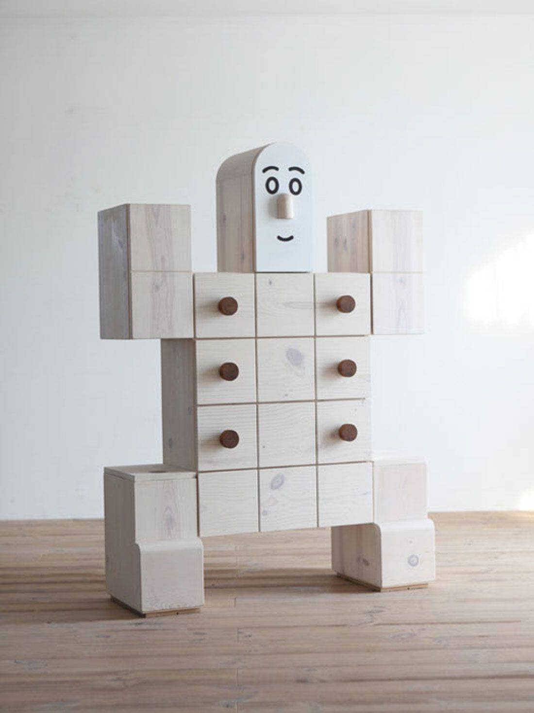 Eco Friendly Kids Furniture By Hiromatsu My Green Style - Ecological-furniture-for-kids-bedroom-by-hiromatsu