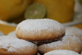 galletitas de limòn