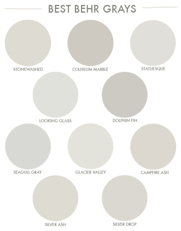 favorite grays from the hardware store behr paint on behr paint colors interior id=70568