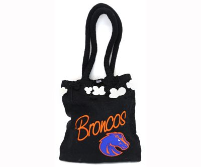 Wimisey Felt Tote W/Logo | Boise State Bronco Shop
