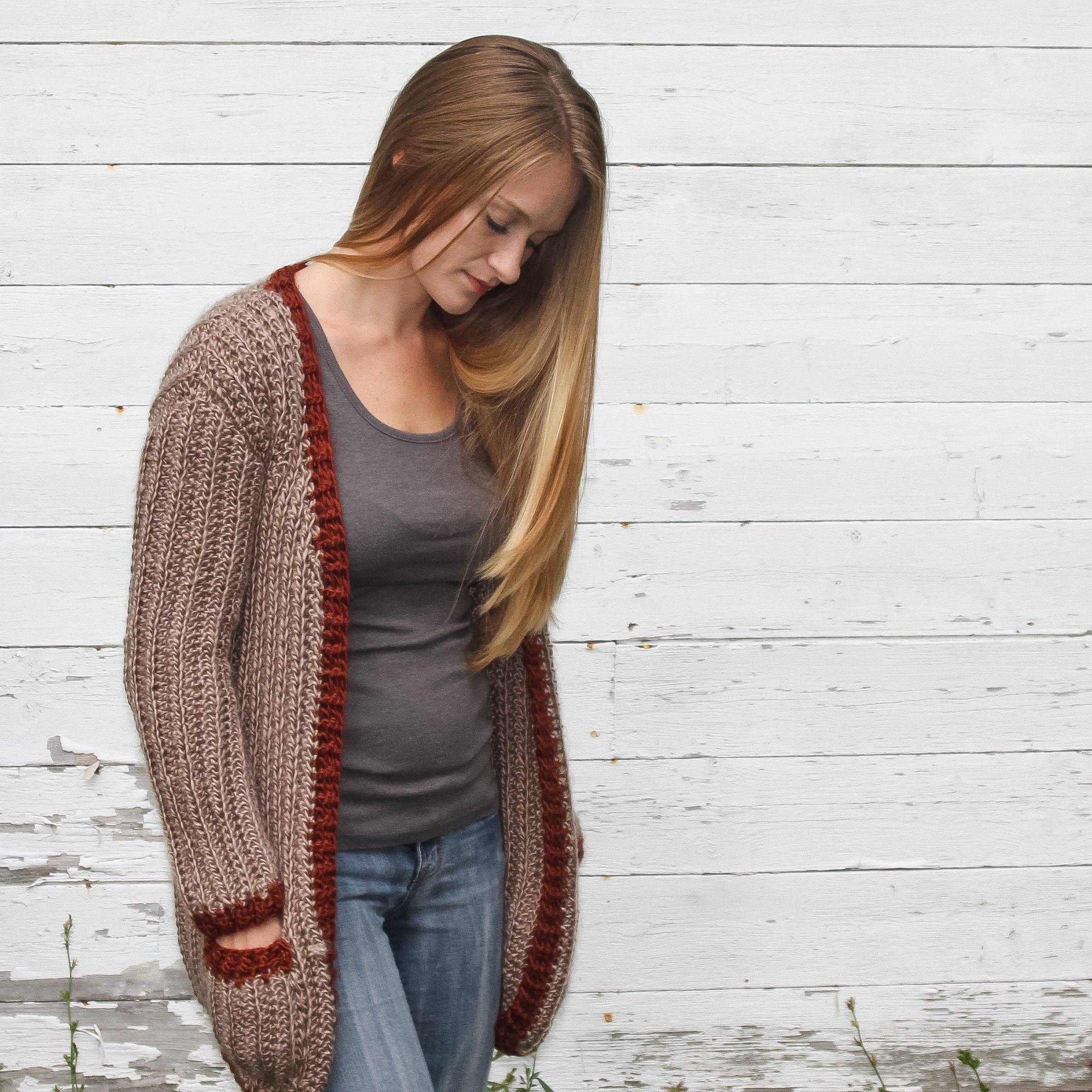 Sophia Cardigan Free Crochet Pattern - Life and Yarn | Way Out Yarn ...
