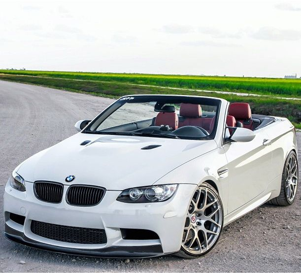 Bmw E93 M3 Yes That 39 S Red Interior Yes It 39 S Fast And Man Those Wheels Can You Hear What 39 S