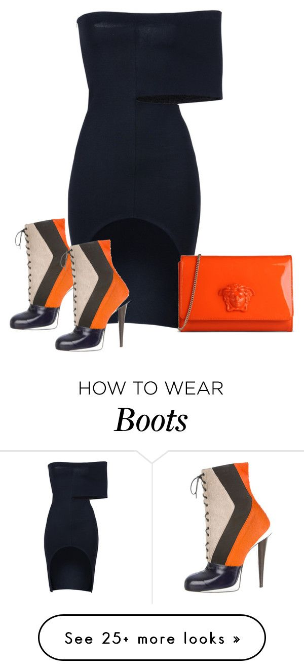 """Original Pin : """"Untitled #6435"""" by tailichuns on Polyvore featuring STELLA McCARTNEY, Fendi and Versace"""