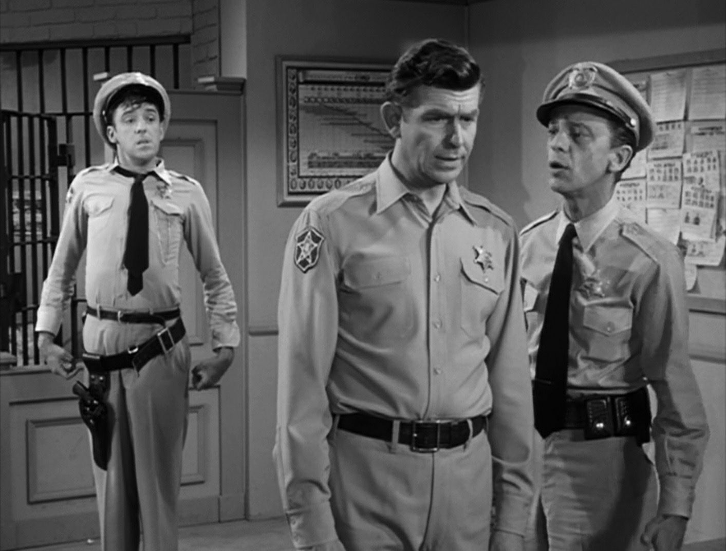 Gomer As Deputy Andy Griffith The Andy Griffith Show Andy