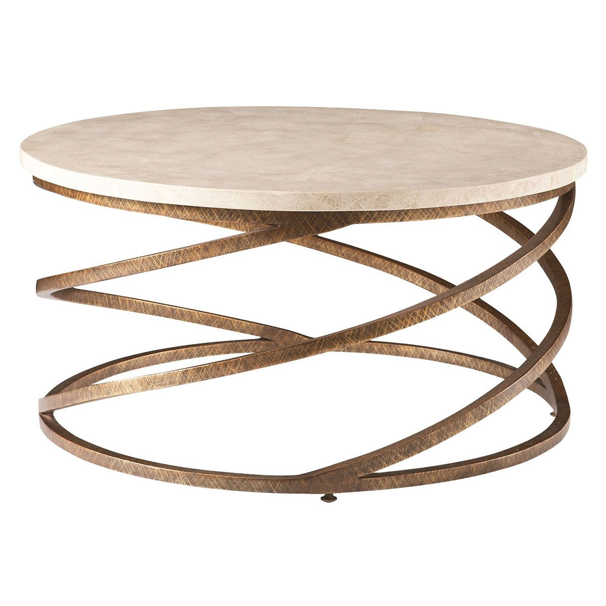 Cth Sherrill Occasional Round Tail Table M13 40