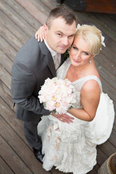 Manželia Erika a Peter - Svadobný salón Valery