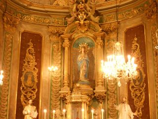 Imatges de Maria: Santa Cova de Manresa, Catalunya
